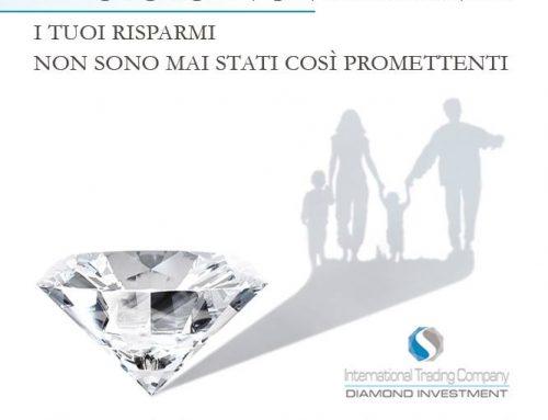 Come faccio a ricollocare i Diamanti acquistati?